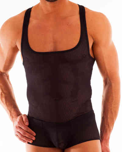 Netwear Muscle Shirt black