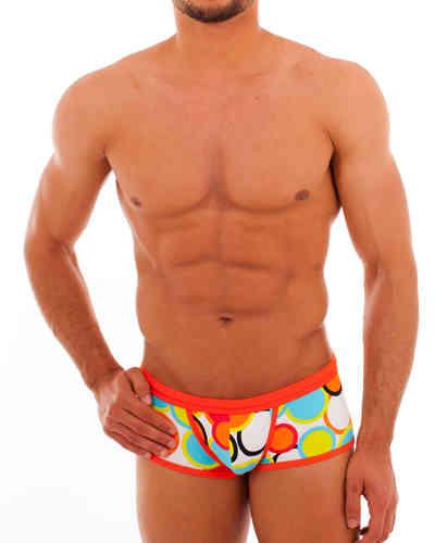 Swimwear Action Pant